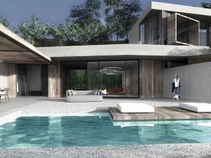 High end properties in Greece